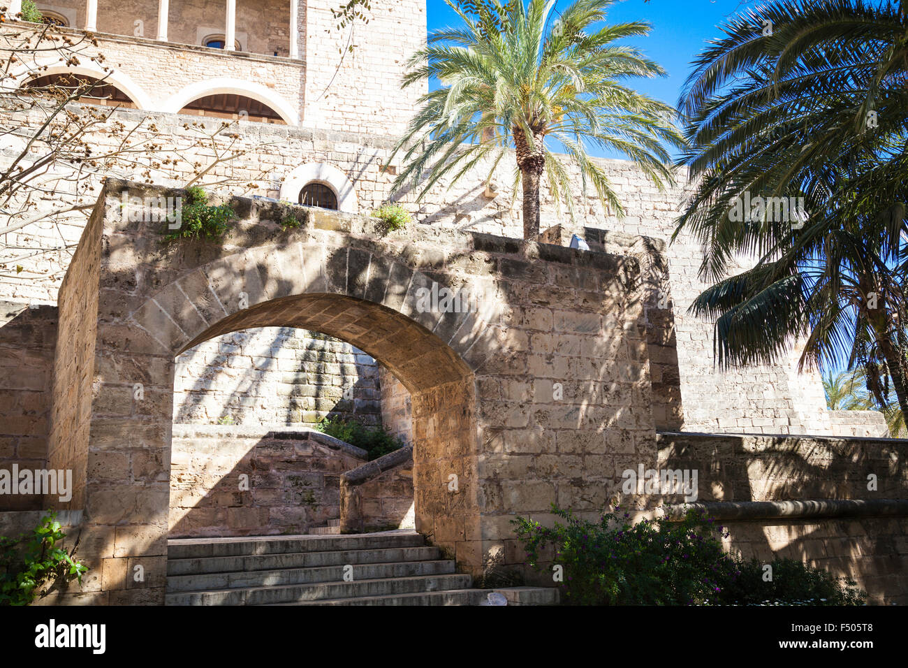 Some impressions of Palma de Mallorca - Stock Image