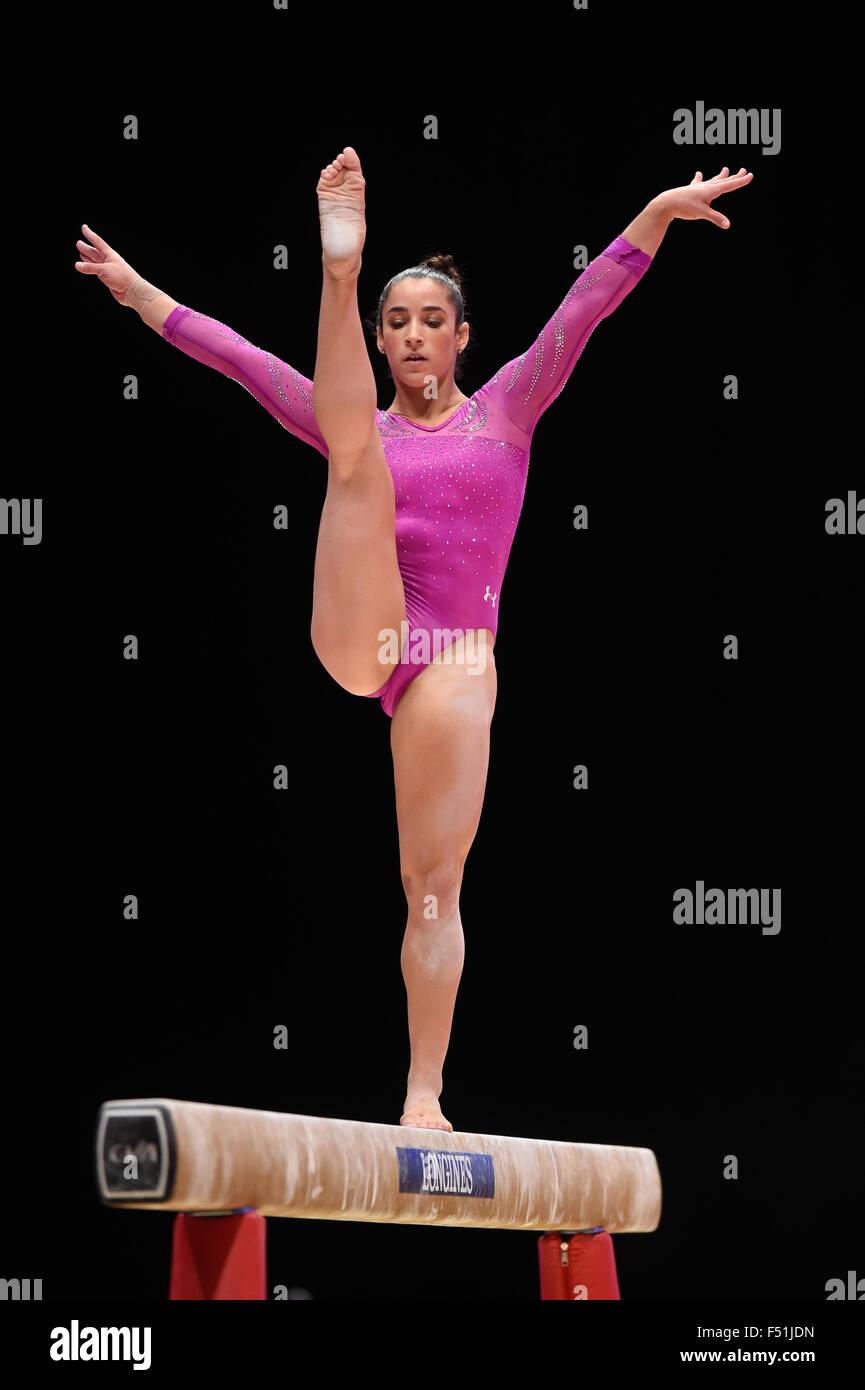 Gymnastics World Championships Womens Qualifications 24 10