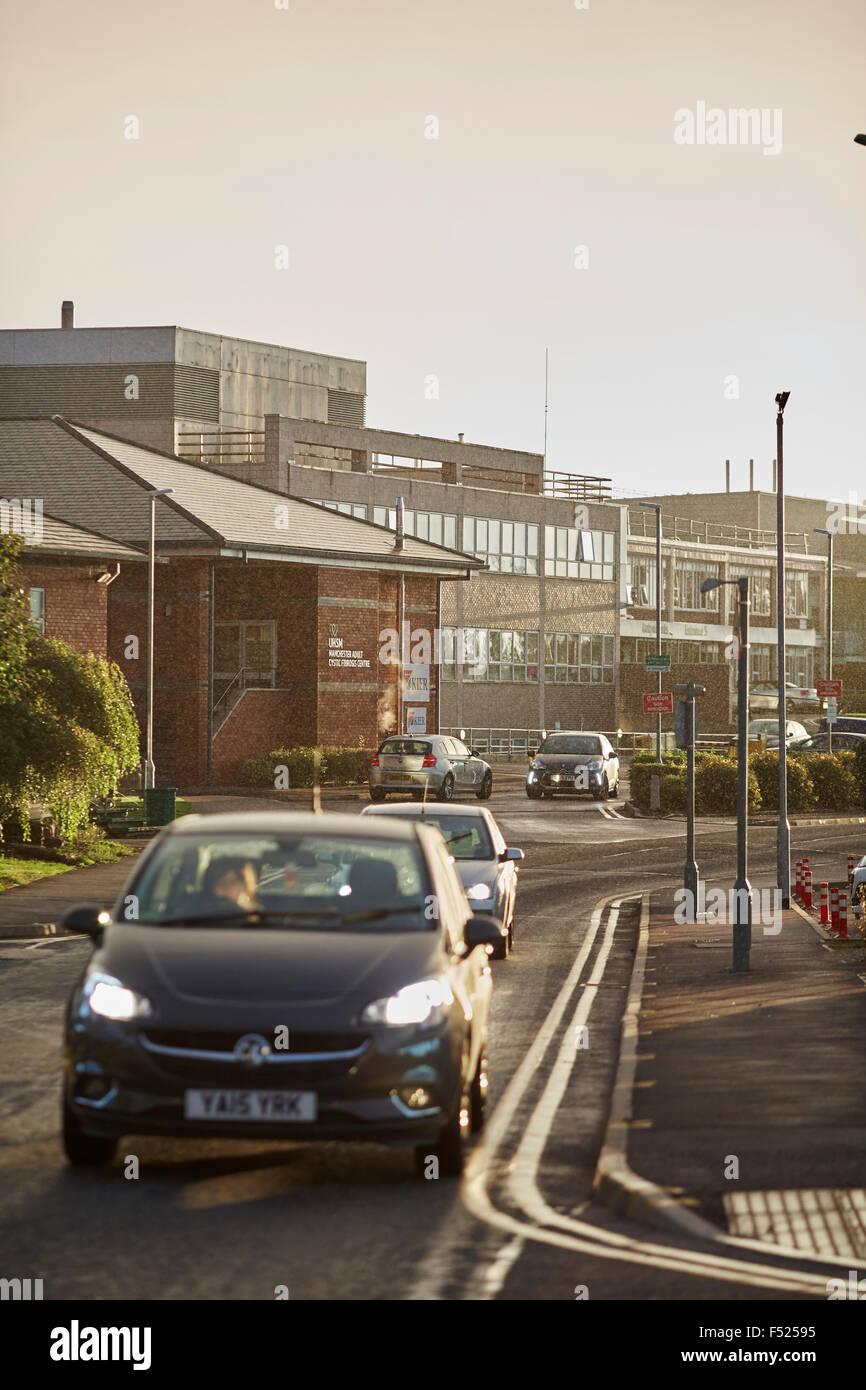 wythenshawe hospital manchester