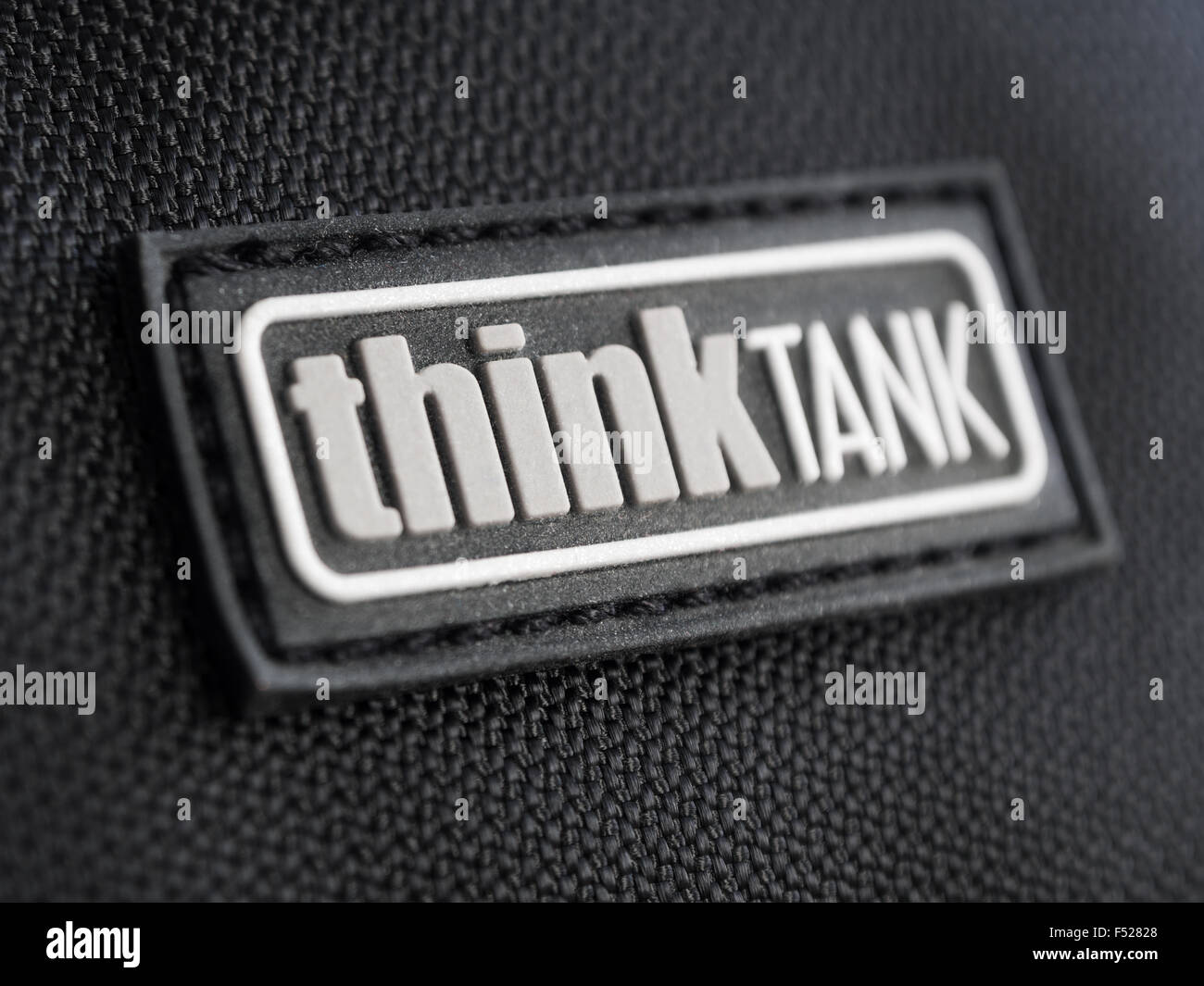 Think Tank Photo Airport Commuter Bacpack badge - Stock Image