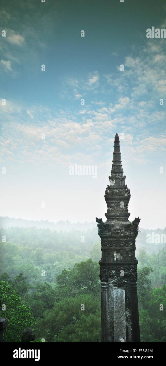 Asia, Vietnam, Hue Stock Photo