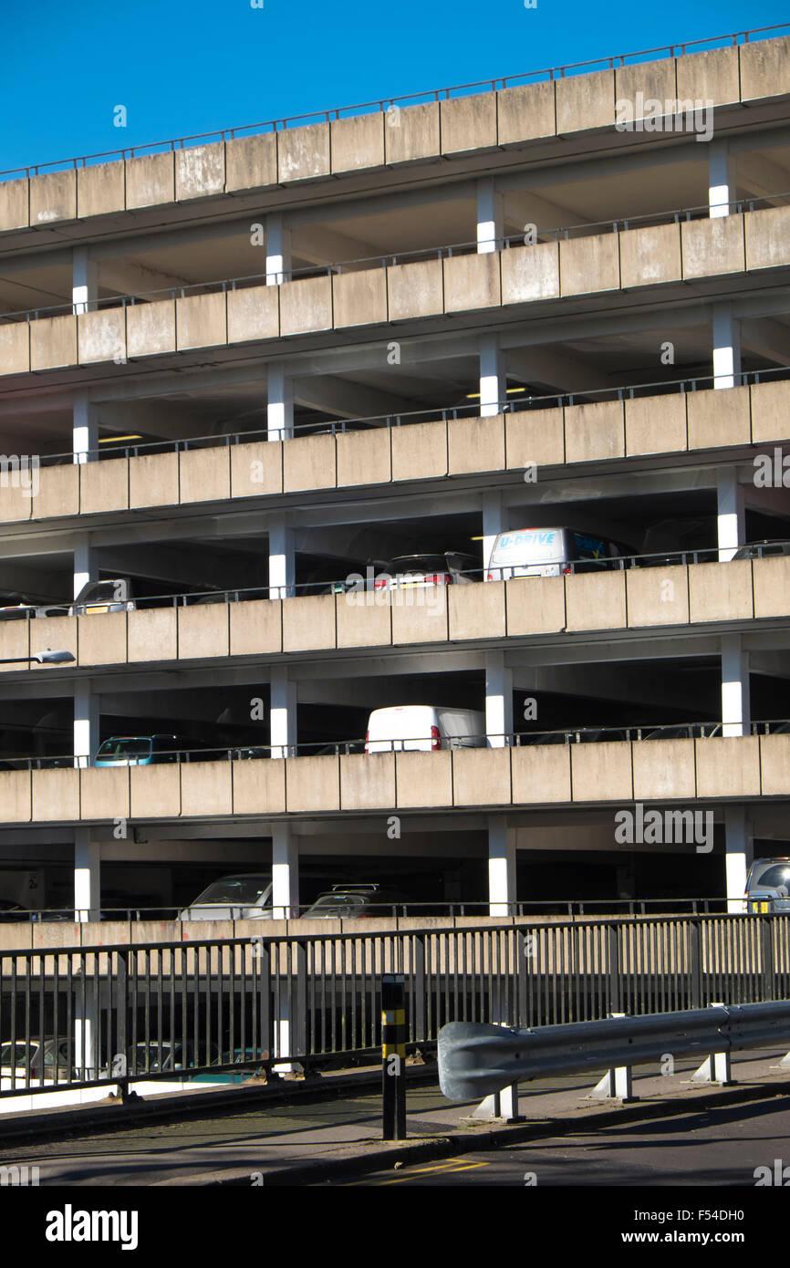 Skyline Car Park Wellington