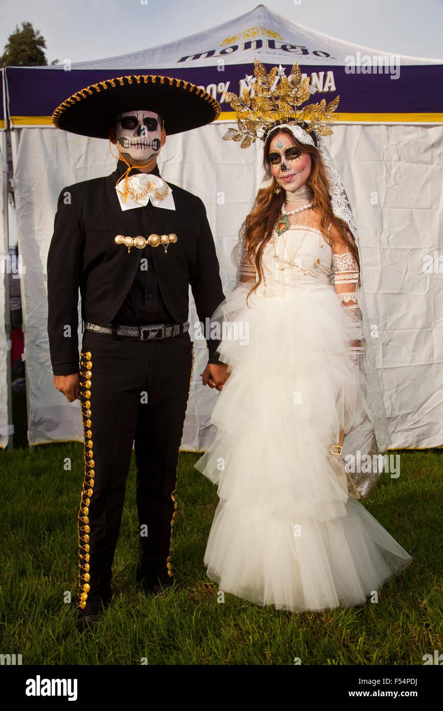 Dia De Los Muertos Wedding Dresses Fashion Dresses