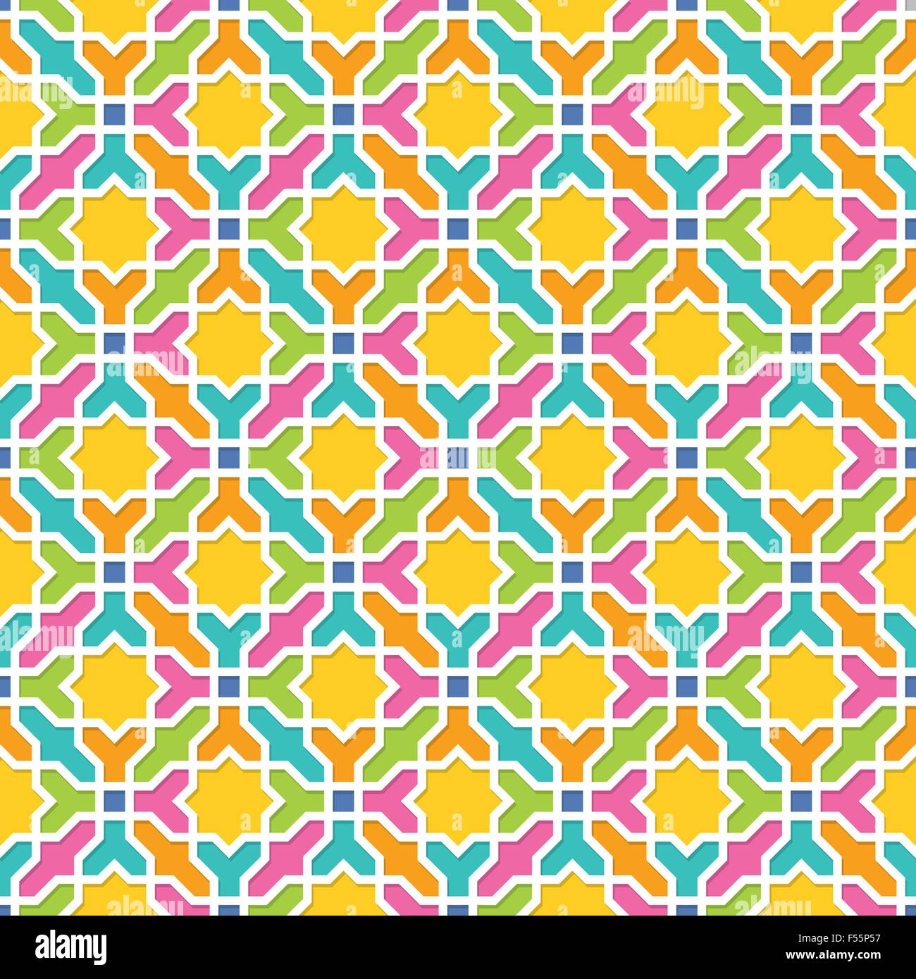 seamless pattern in islamic style stock photos seamless pattern in