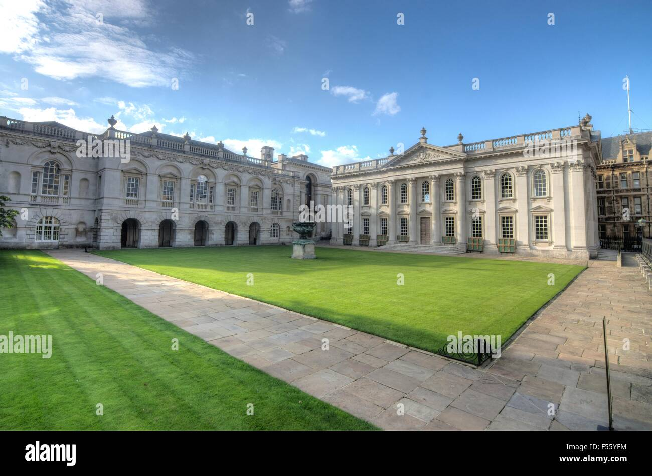 Christ's College Cambridge - Stock Image
