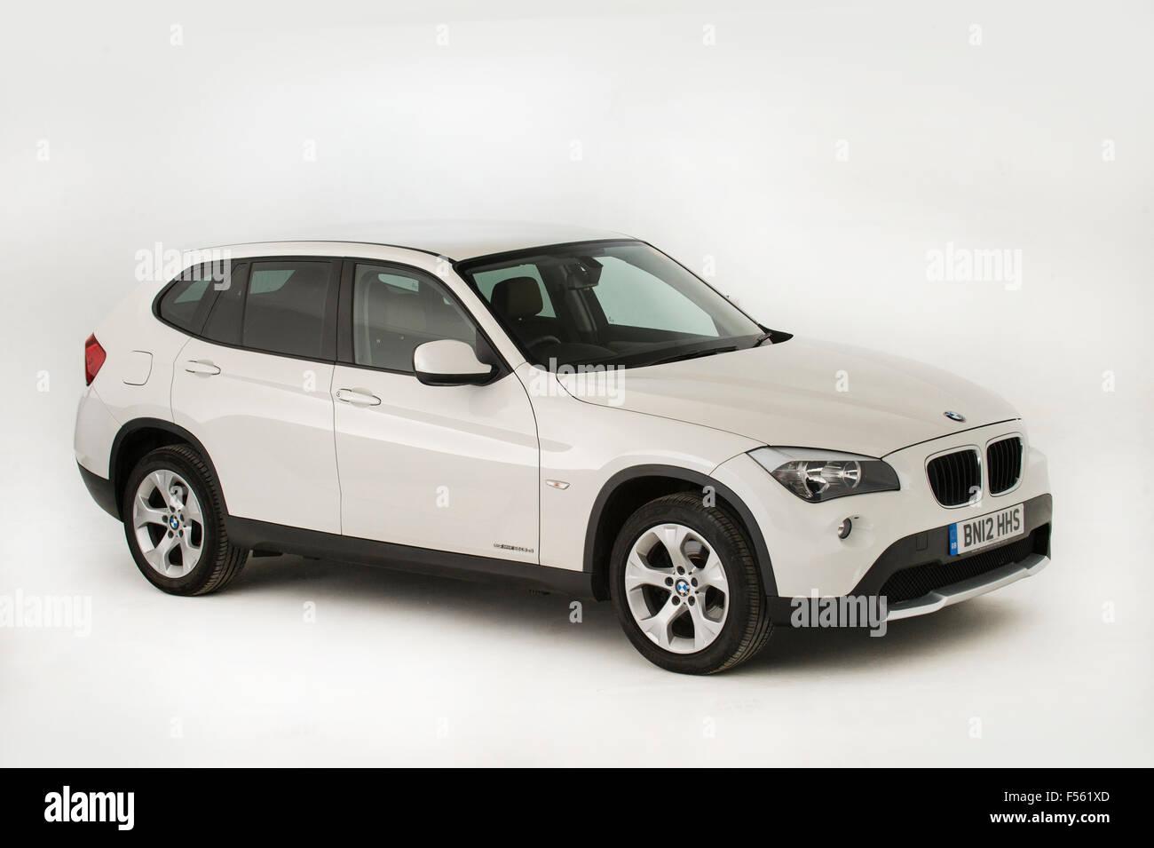 2012 BMW X1 - Stock Image