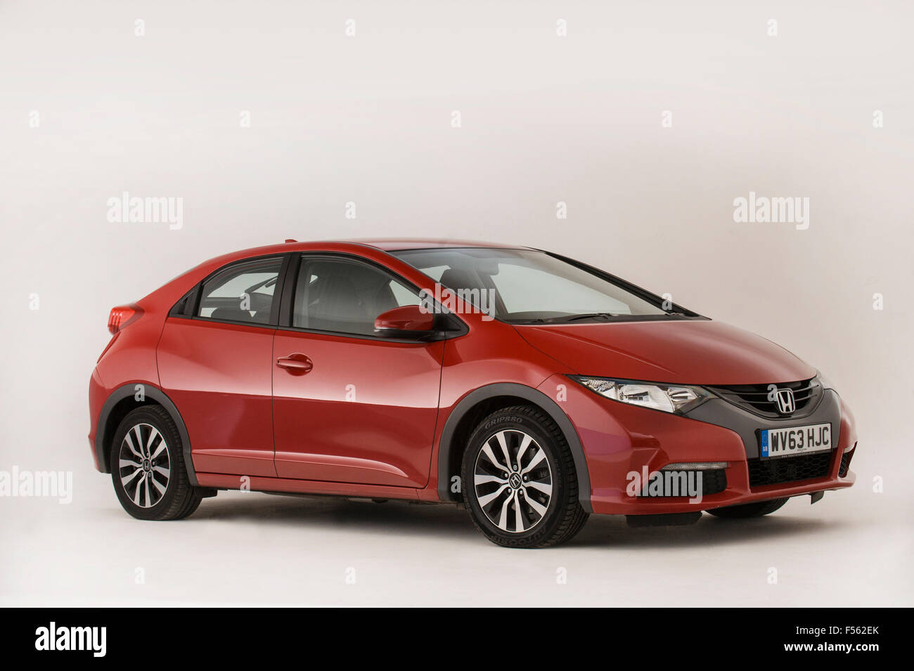 2013 Honda Civic - Stock Image