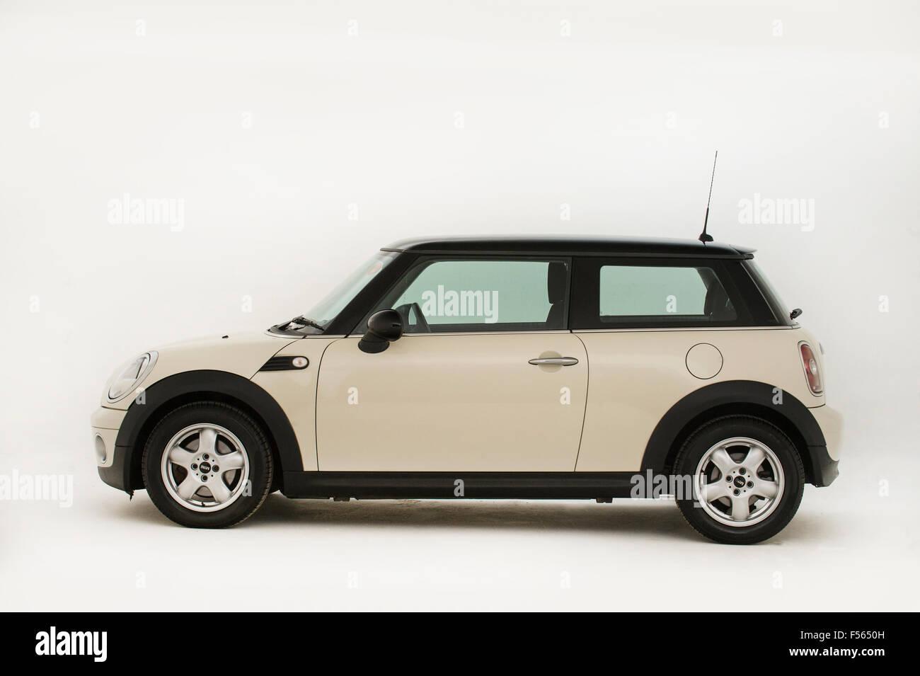 2009 Mini Cooper - Stock Image