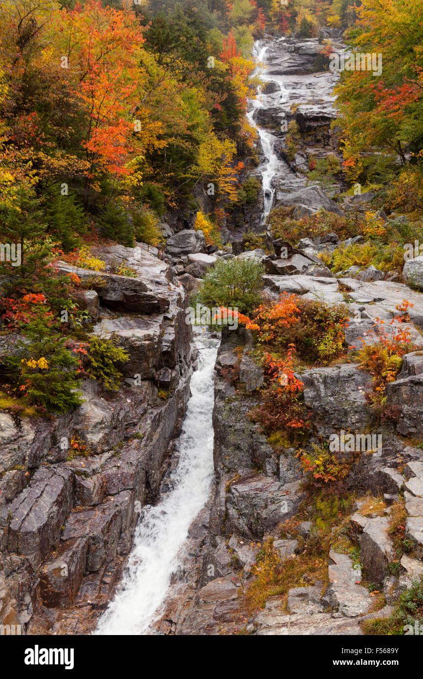 Best Waterfall Trails In Crawford Notch State Park New Hshire Alltrails