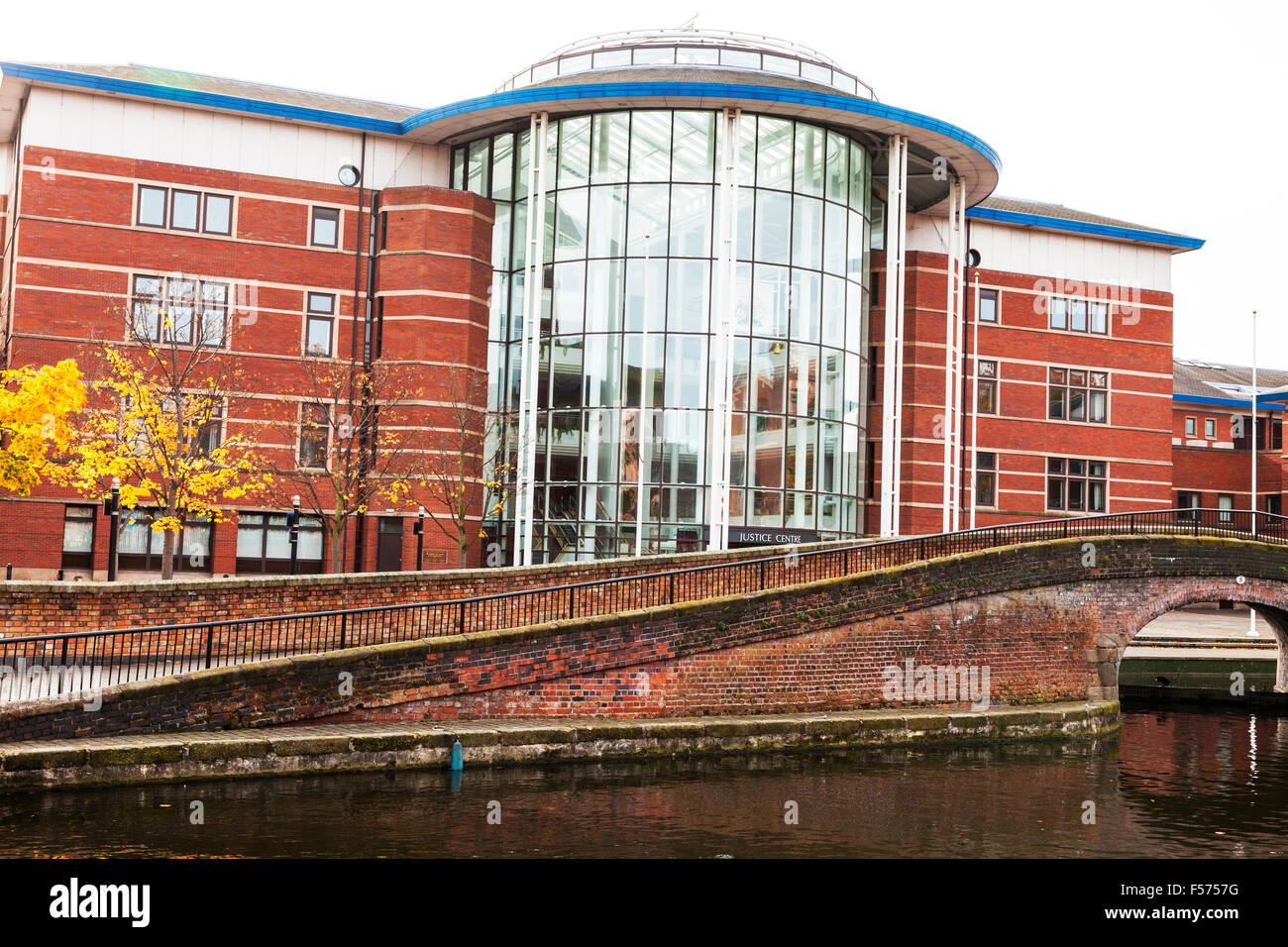 Nottingham magistrates magistrates magistrate court city centre nottinghamshire england uk gb eu europe building stock