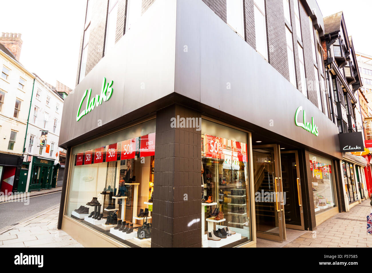 Another Name For Shoe Store