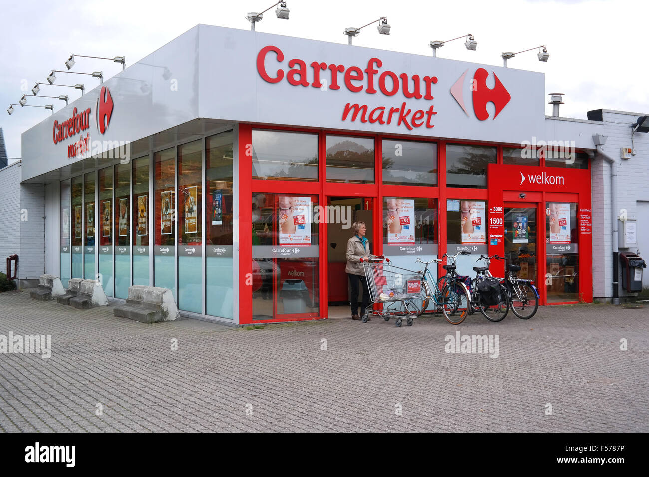 Business Carrefour Commerce Stock Photos Business Carrefour