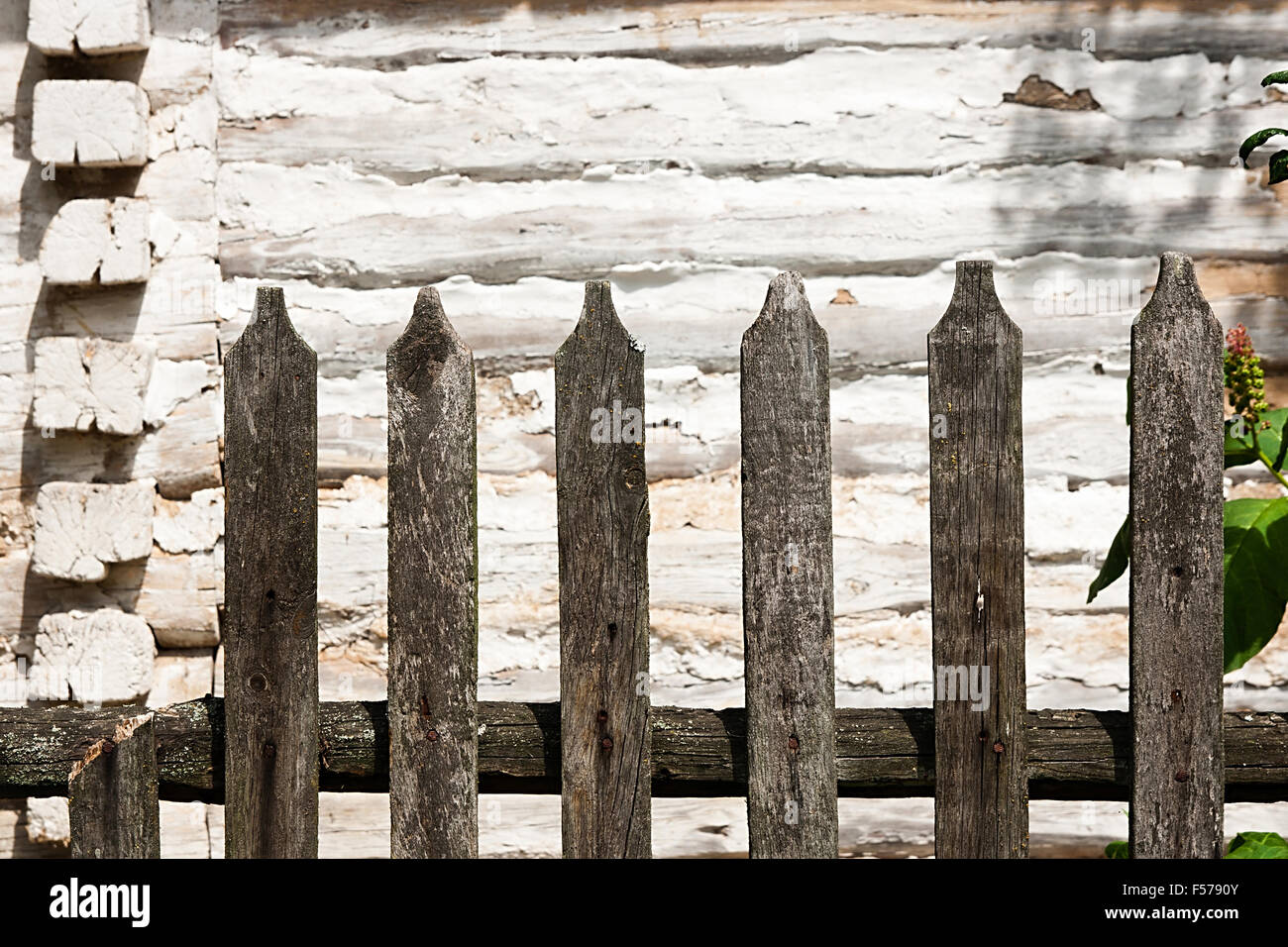wood picket fence texture. Vintage Background Texture. Classic Old Wooden Fence With Wall On Background. Of Rural House From Logs Co Wood Picket Texture