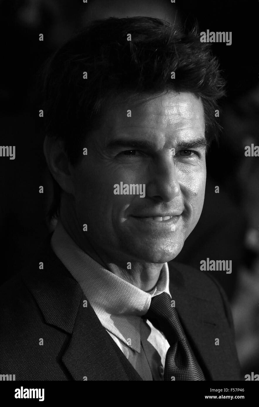 London, UK, 04th April, 2013: Tom Cruise attends The UK Premiere Of Oblivion at the BFI IMAX - Stock Image