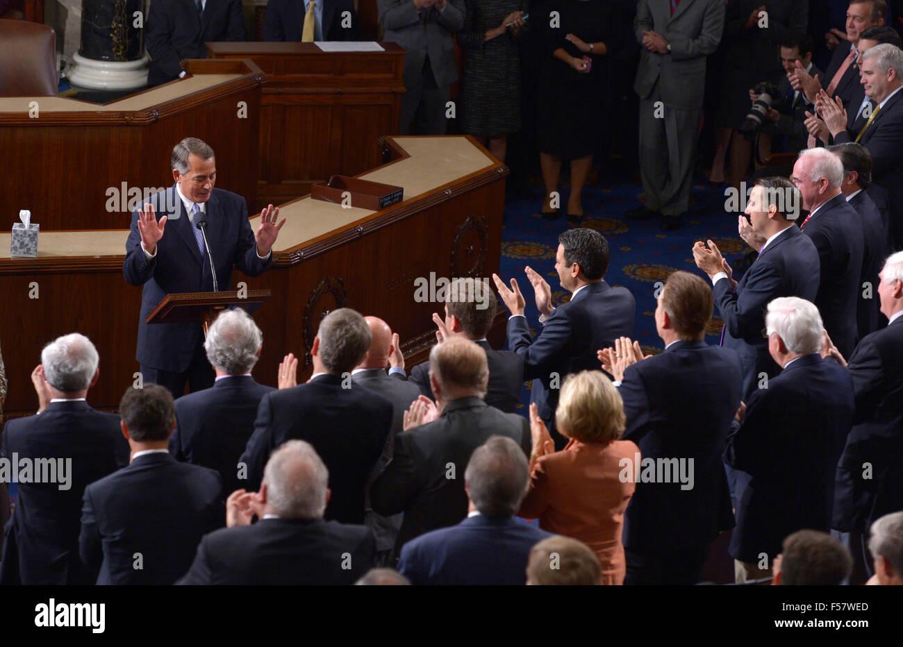 John Boehner Stock Photos & John Boehner Stock Images - Alamy