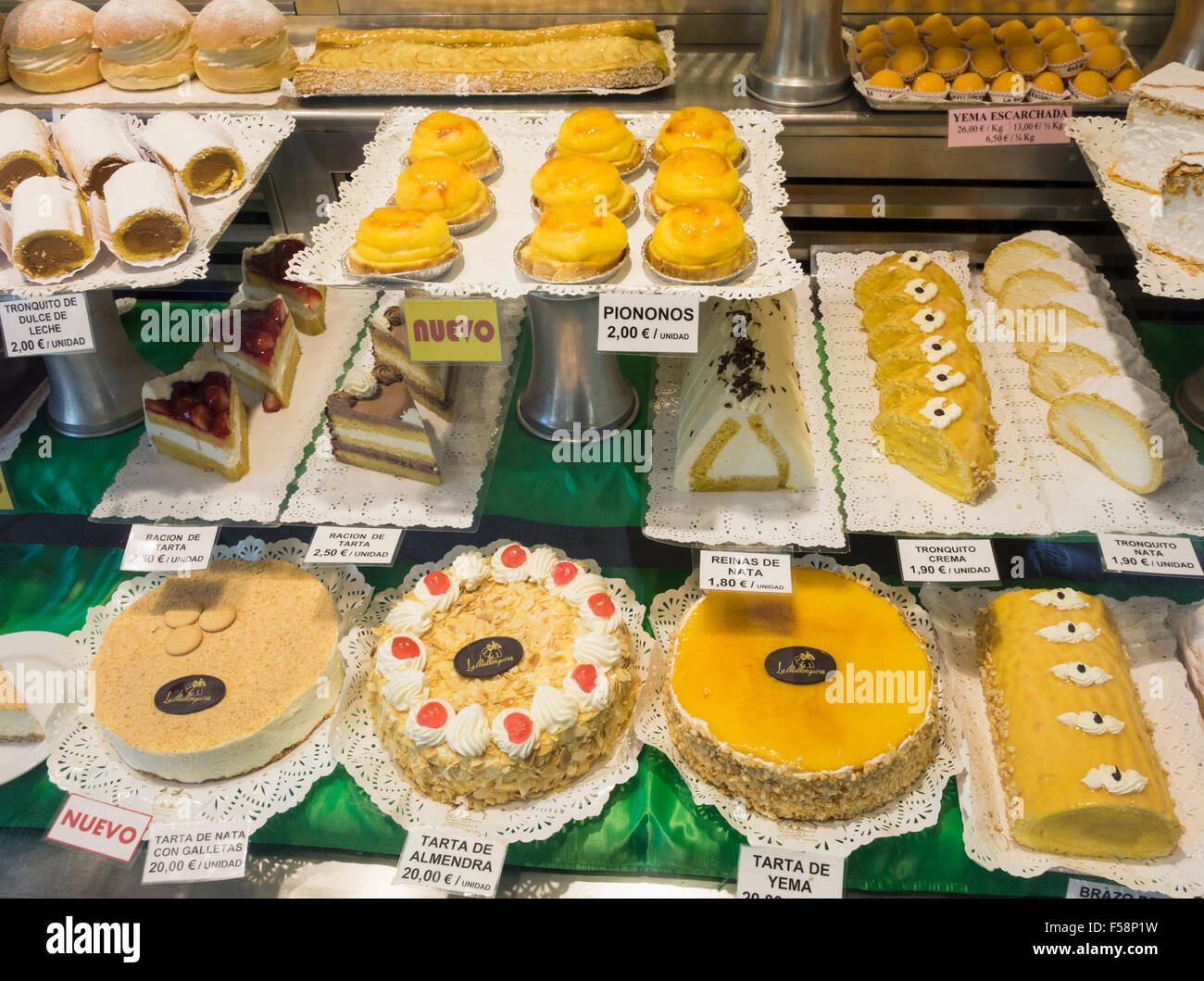 Cakes In Andulusia