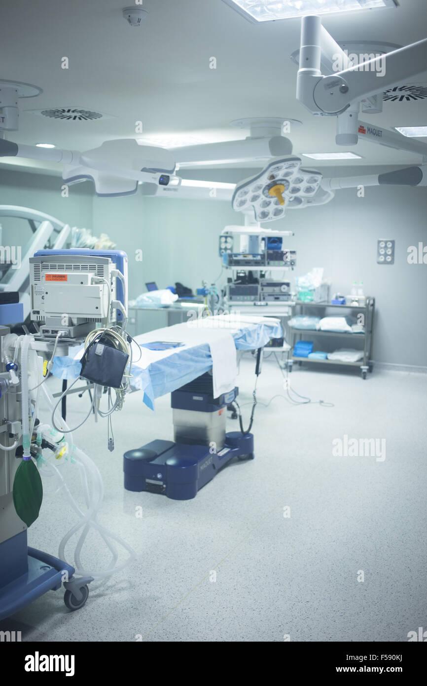Traumatology Orthopedic Surgery Hospital Emergency Operating Room