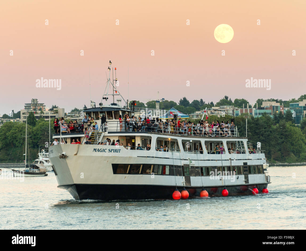 Granville Island Boat Tours