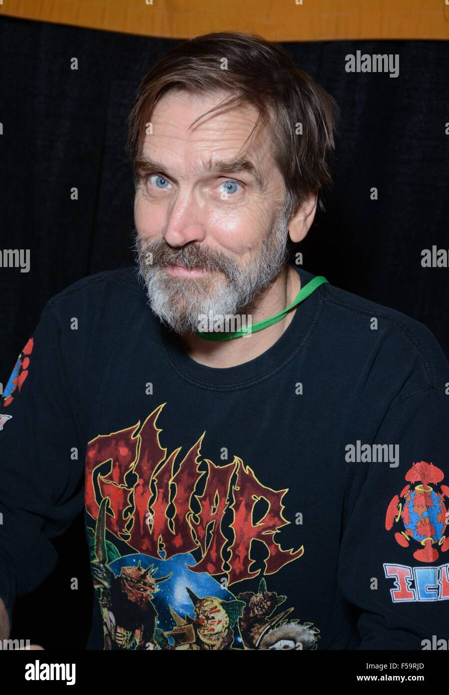 bill moseley in attendance for spooky empire ultimate halloween weekend fri hyatt regency hotel orlando fl october 30 2015