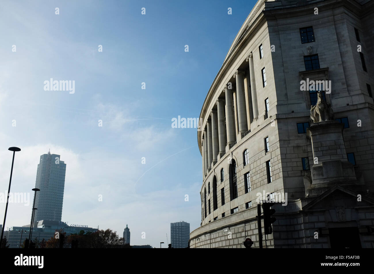 The Unilever Building - Stock Image