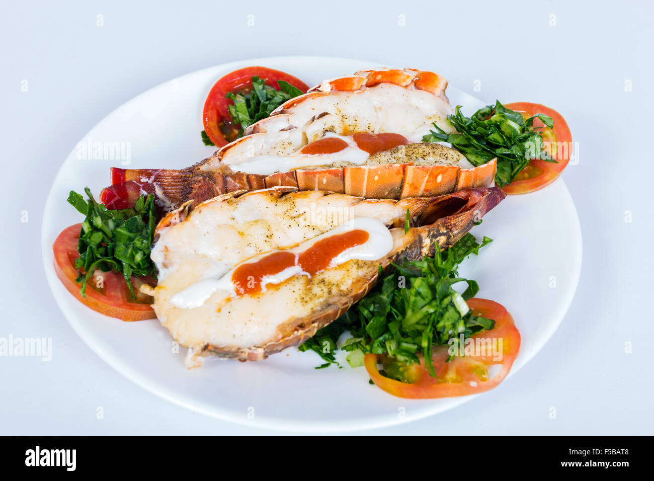 how to cook raw lobster tails