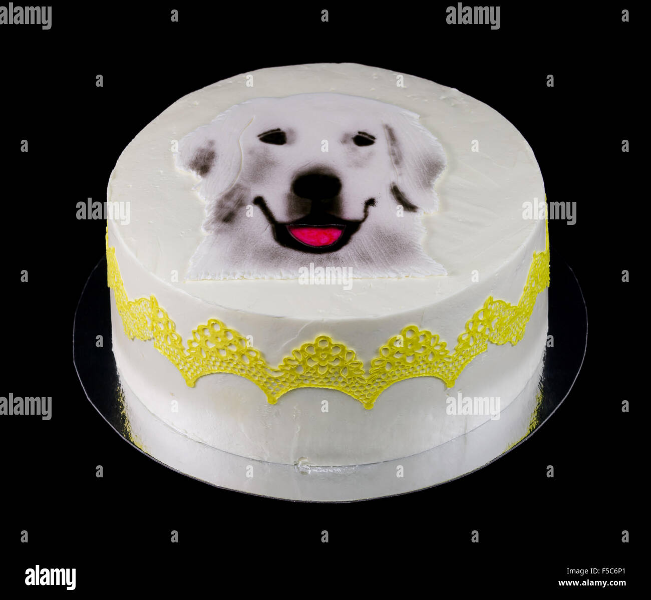 Cake On Face Stock Photos Cake On Face Stock Images Alamy