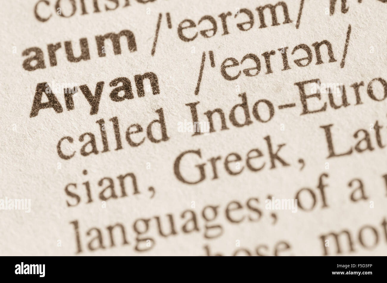 Definition Of Word Aryan In Dictionary Stock Photo Alamy Aryan is not a tamil word. https www alamy com stock photo definition of word aryan in dictionary 89413290 html