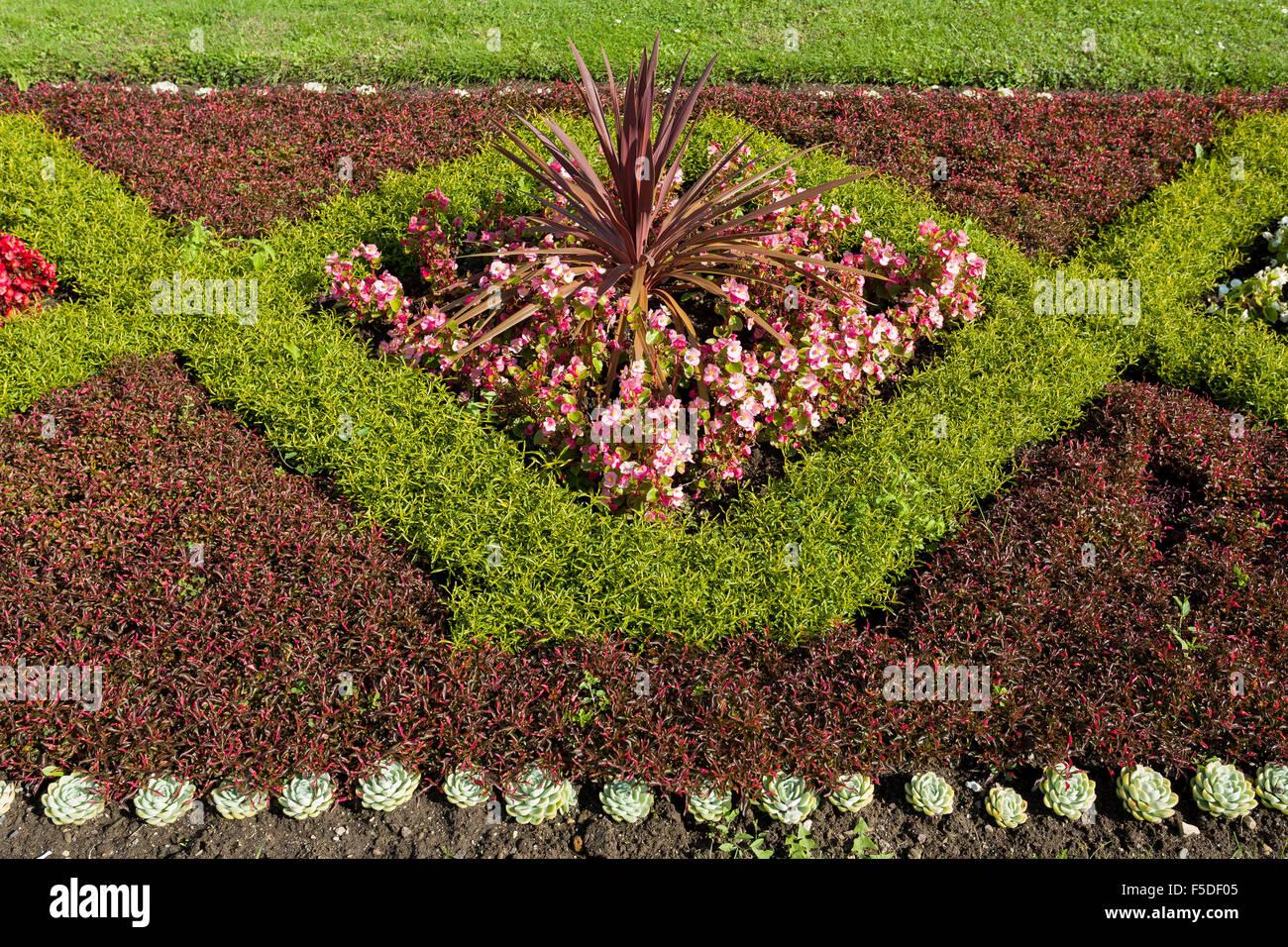 Czech Garden Lednice Stock Photos & Czech Garden Lednice Stock ...