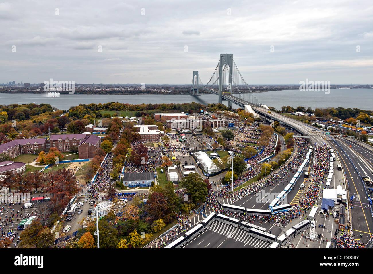 Marathon Staten Island Bridge