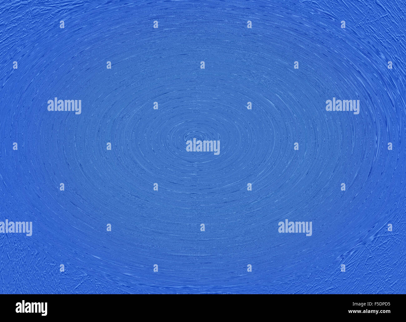 pretty swirls or ripples of blue background texture - Stock Image