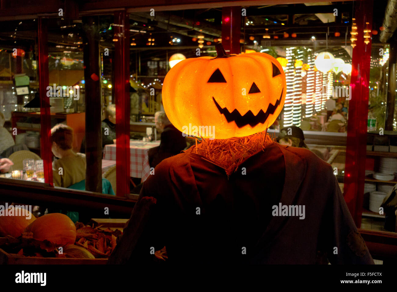 Weird Halloween Stock Photo 4