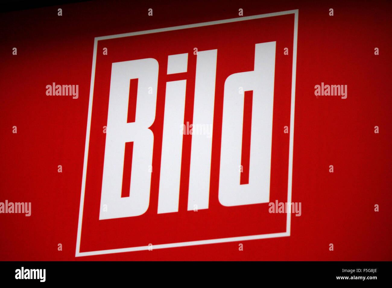 Markenname: 'Bild Zeitung', Berlin. - Stock Image