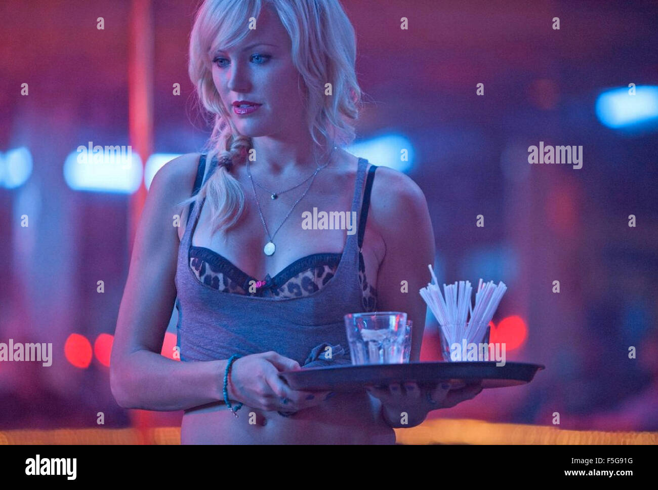 CATCH .44   2011 Anchor Bay Entertainment film with Malin Akerman - Stock Image