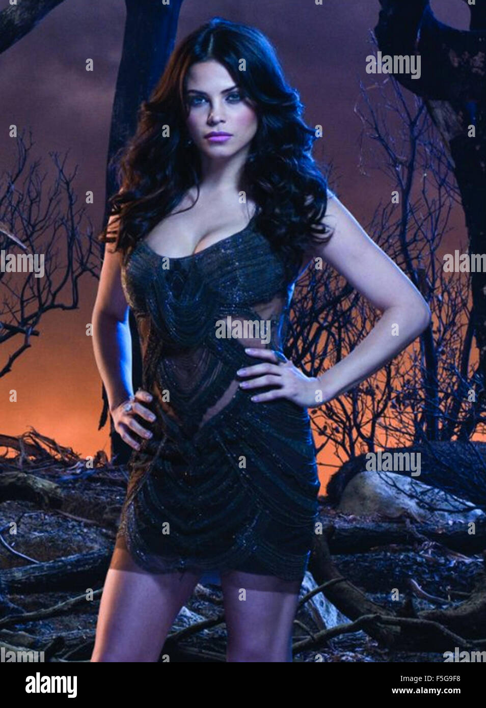 WITCHES OF EAST END 2013  Fox21 tv series  with Jenna Dewan Tatum - Stock Image