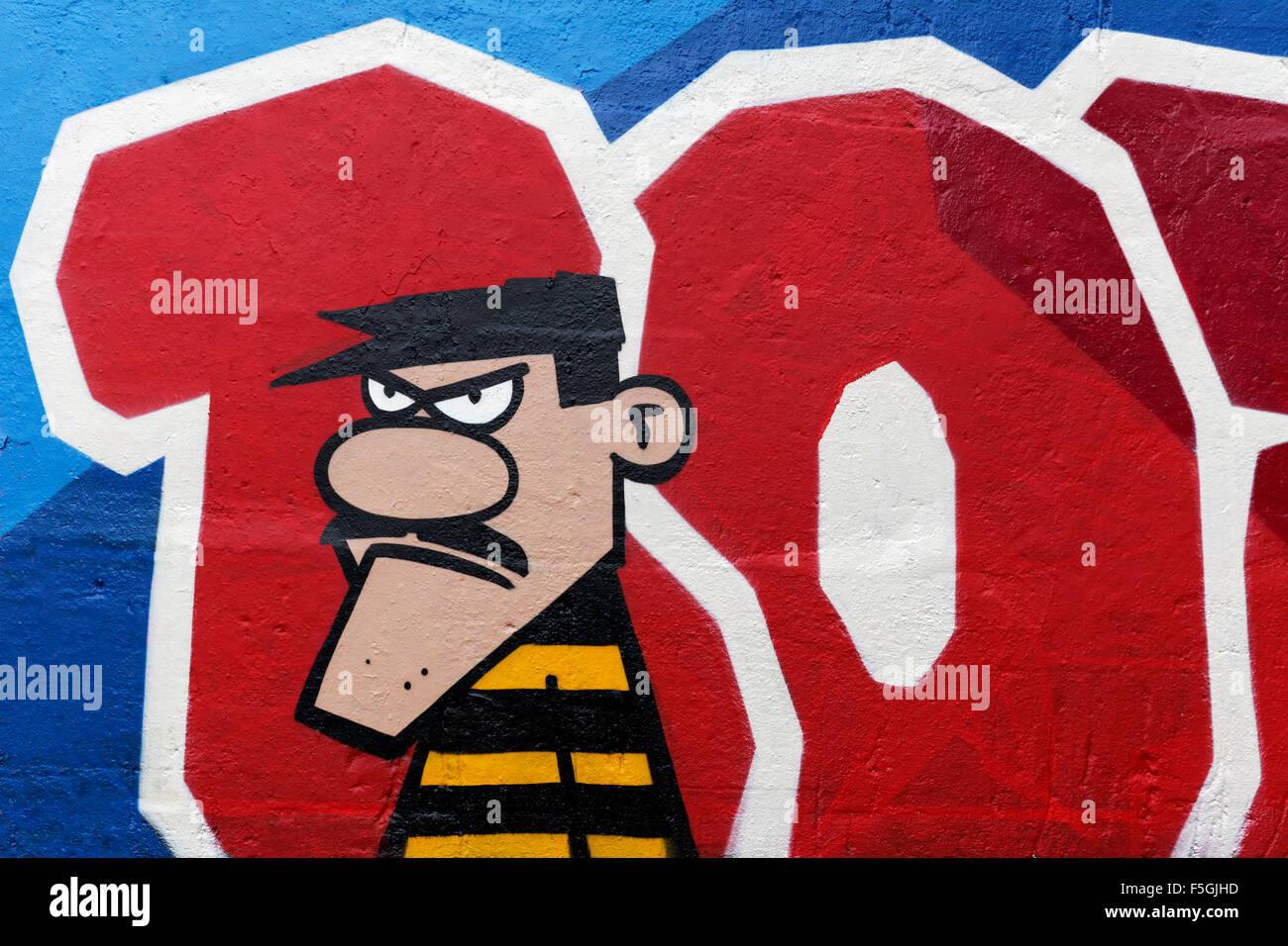 Graffiti Duisburg dalton stock photos dalton stock images alamy