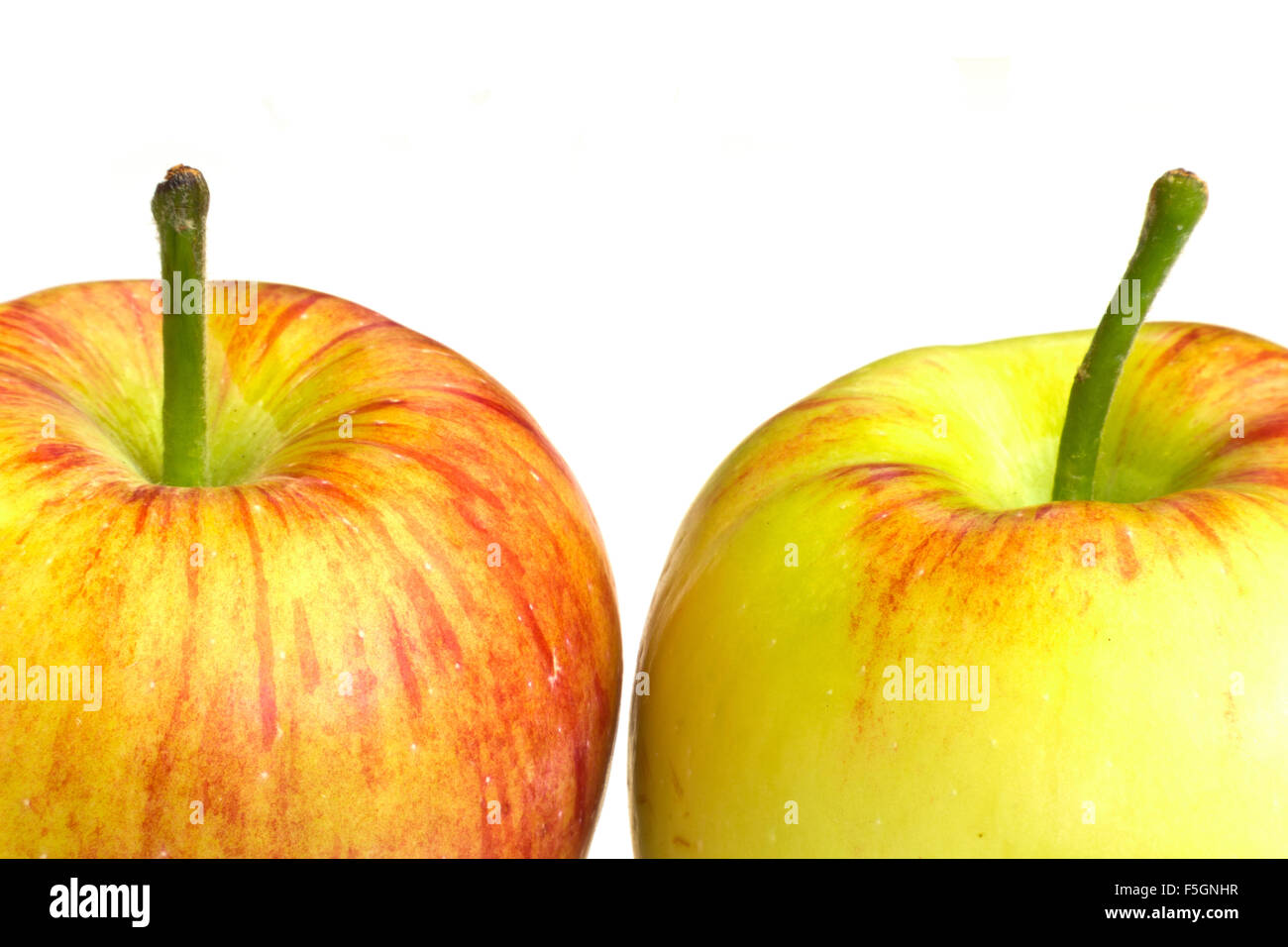 Apples - Stock Image
