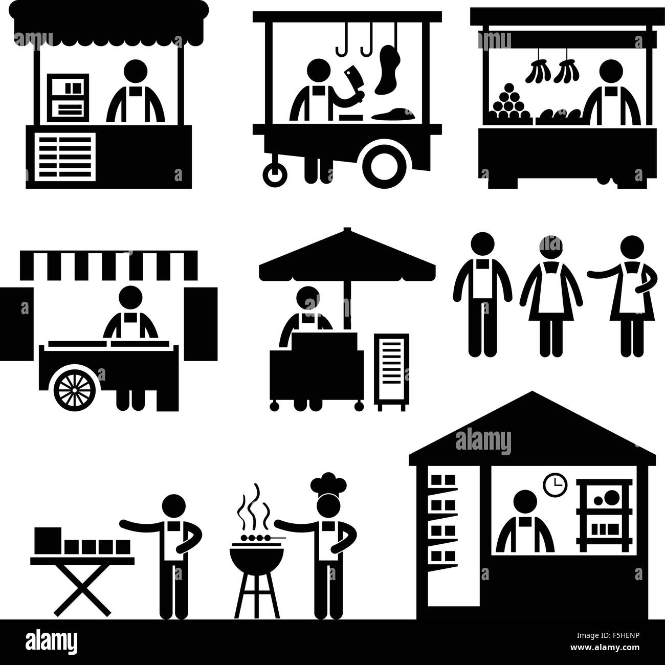 Exhibition Stall Icon Png : Business stall store booth market marketplace shop icon