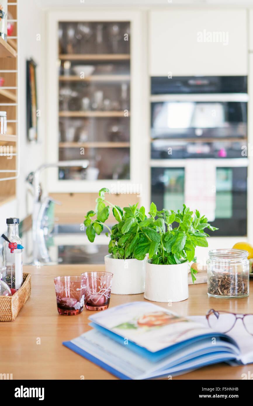 Cookbook Kitchen Stock Photos Amp Cookbook Kitchen Stock
