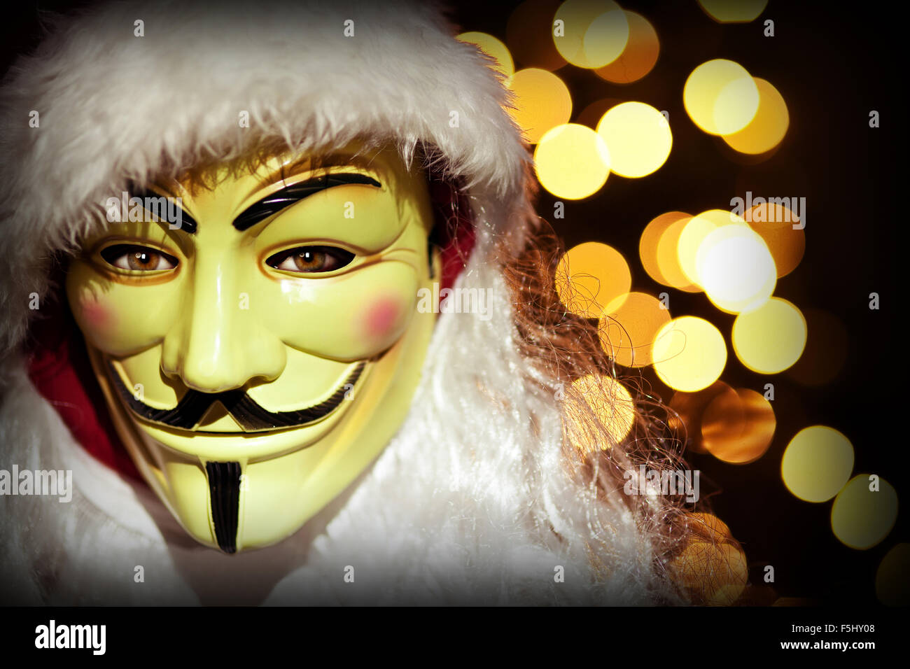 Santa Claus Mask Stock Photos & Santa Claus Mask Stock Images - Alamy