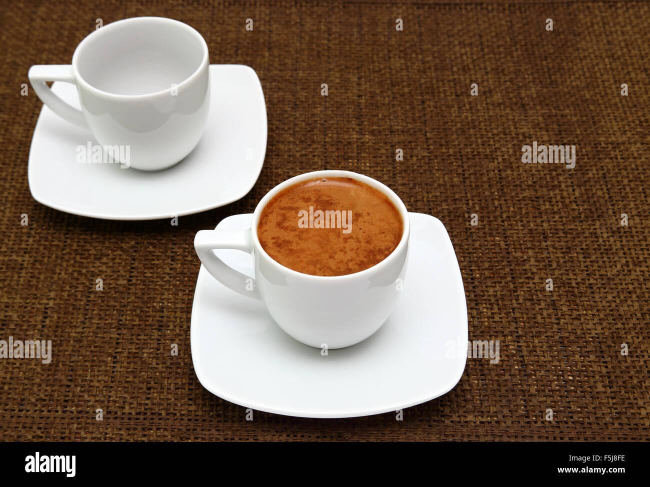 Greek Coffee Cup Stock Photos Greek Coffee Cup Stock