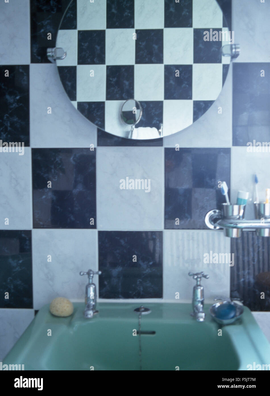 Black And White Tiles Stock Photos & Black And White Tiles Stock ...