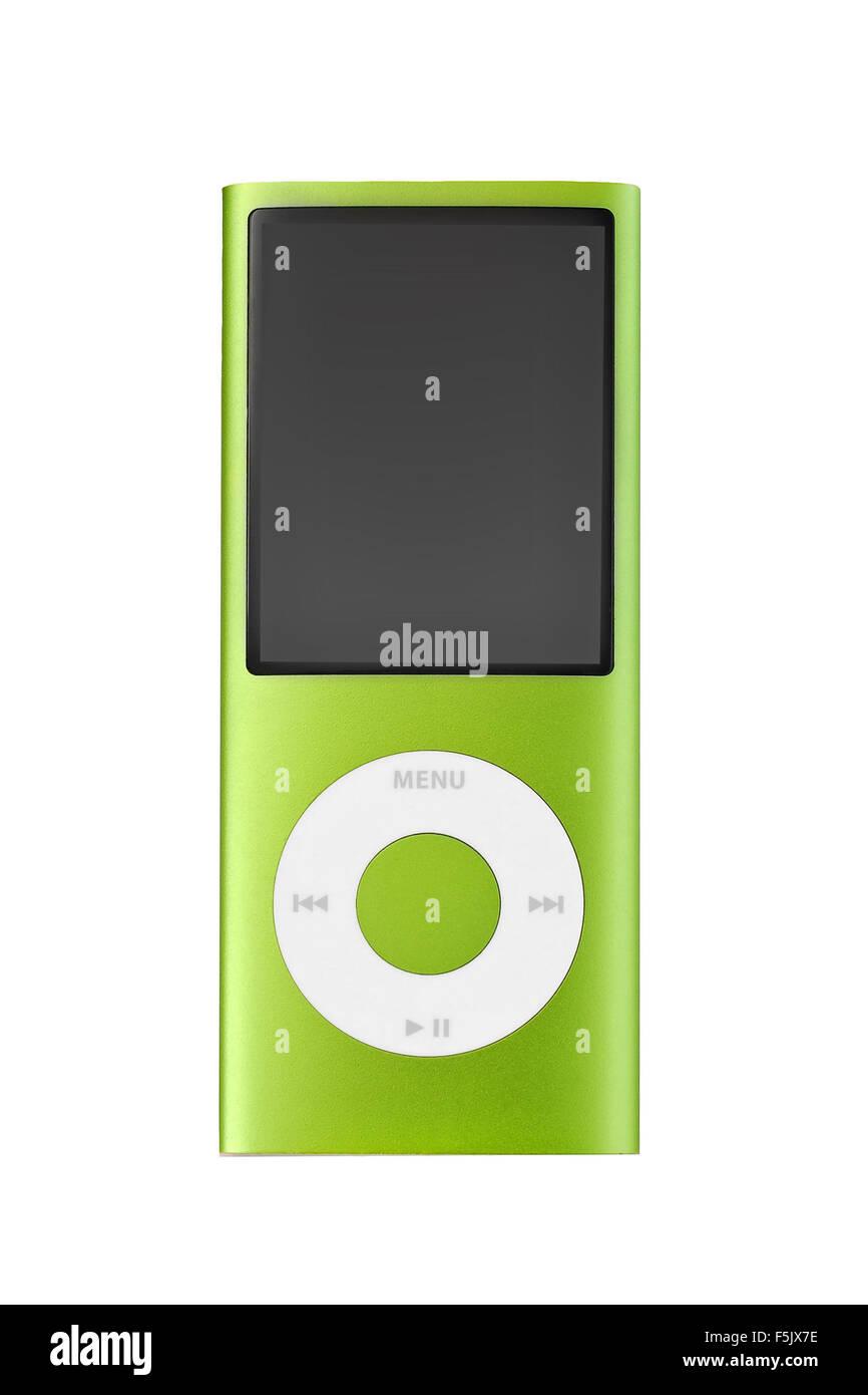 apple music player Stock Photo: 89540850 - Alamy