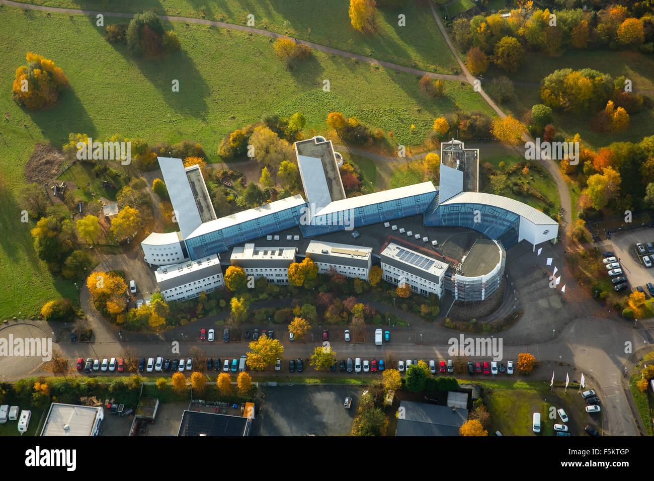Private Universität Witten/Herdecke, Witten, Ruhrgebiet, Ruhr area - Stock Image