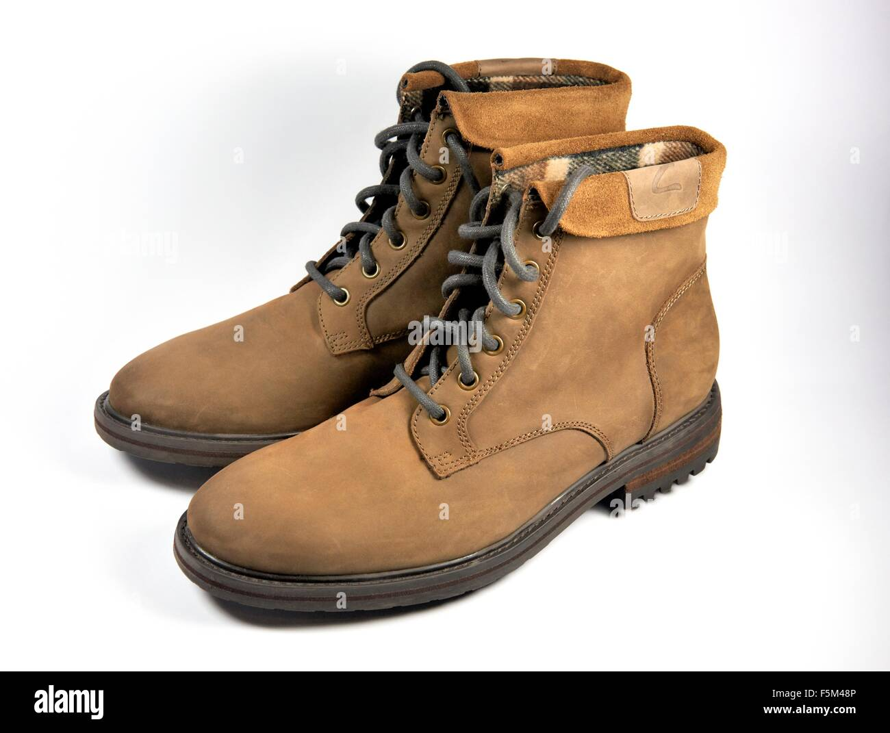 f19d94e3e09 Mens Brown Boots Stock Photos & Mens Brown Boots Stock Images - Alamy