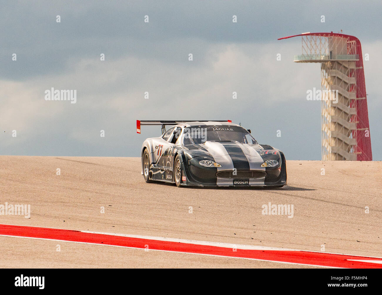 Sportscar Vintage National Championship Race At Circuit Of The Americas,  Austin, TX, 2015