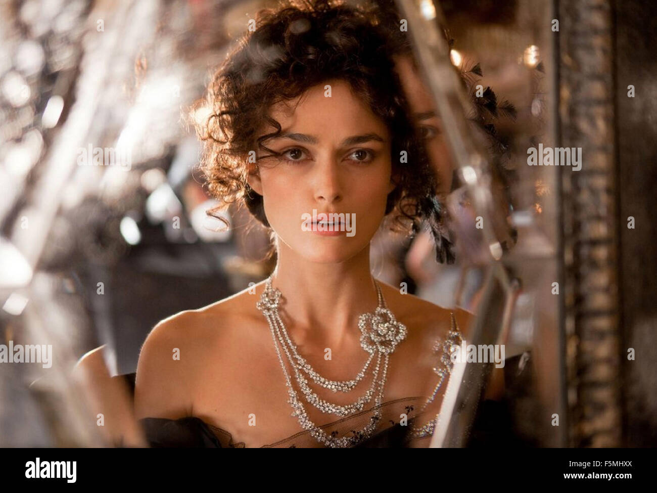 ANNA KARENINA 2012 Universal Pictures film with Keira Knightley in the title role - Stock Image