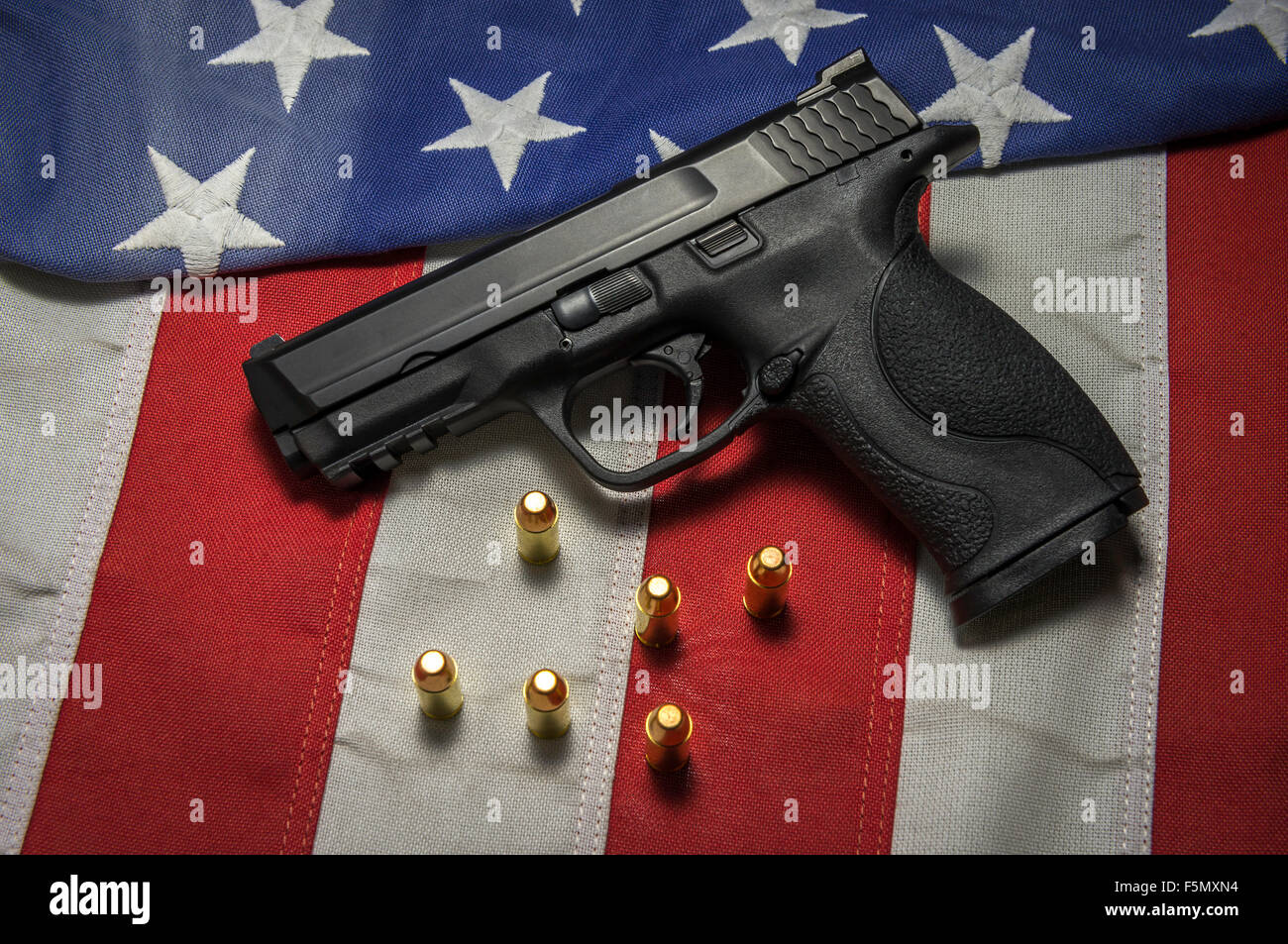 Hand Gun Stock Photos Hand Gun Stock Images Alamy
