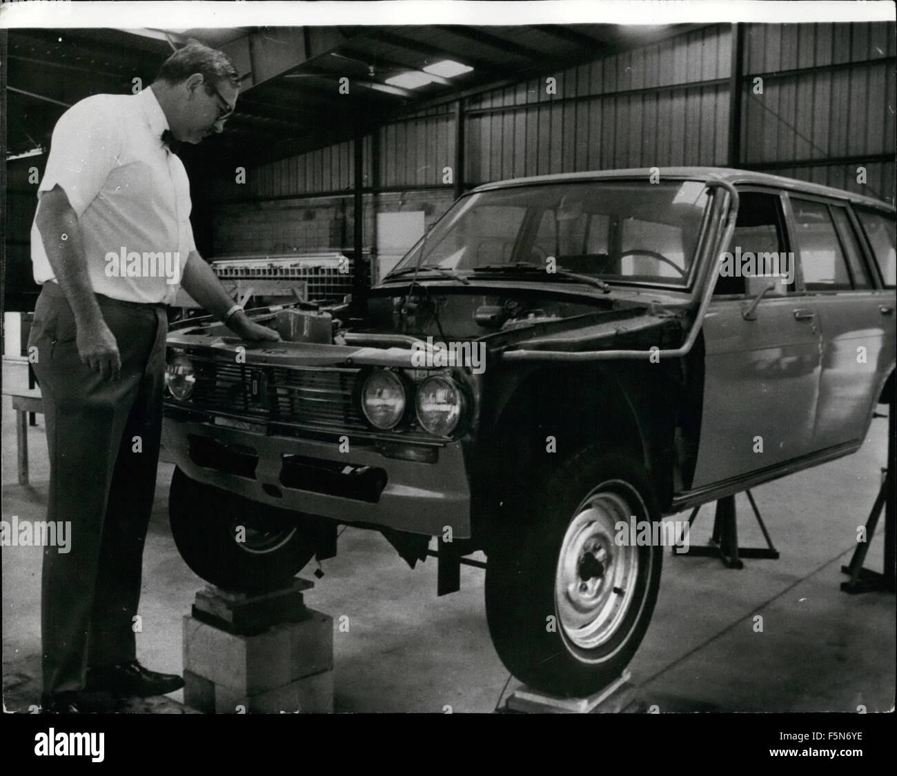 1972 - U.S. Inventor Develops Revolutionary Non-Pollution Engine ...