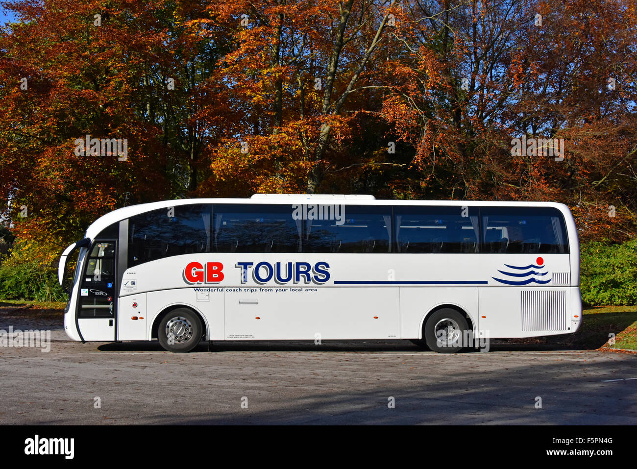 Coach Tours From Cumbria