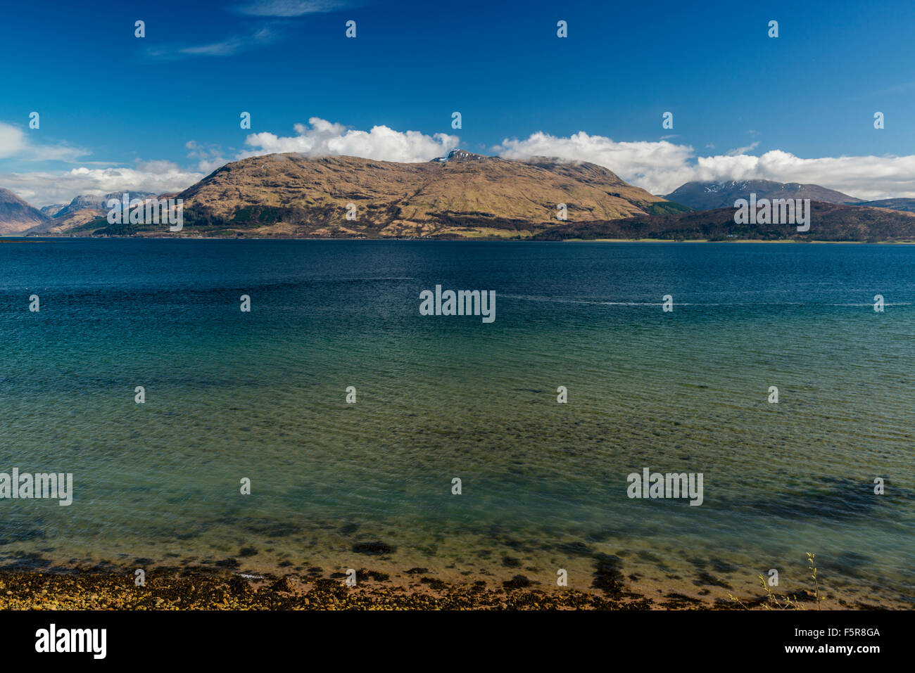 Scottish Highlands Scotland UK - Stock Image